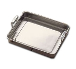 Bon Chef 60012 5-qt Cucina Food Pan w/ Handles, Stainless Steel