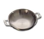 "Bon Chef 60014 2.5-qt Stainless Stir Fry Pan - 10.87"" Diameter, Induction Ready"