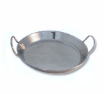 "Bon Chef 61250 13.2"" Tray w/ Induction Bottom, Stainless Steel"