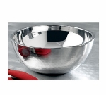 Bon Chef 61258 1.25-qt Double Wall Bowl, Stainless Steel w/ Hammered Finish