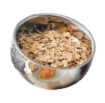 Bon Chef 61268 3-qt Angled Double Wall Bowl, Stainless Steel