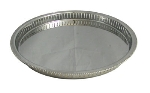 Bon Chef 61341 15-in Bar Tray w/ Bead Rim, Stainless