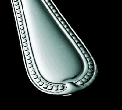 Bon Chef S701S Bouillon Spoon, Bolero, Silverplated