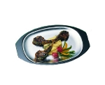 "Bon Chef 82036 14.75"" Bakelite Underliner for Sizzle Plate"