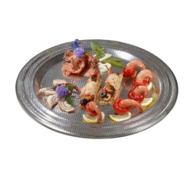 Bon Chef 9312 15-in Stainless Steel Plate