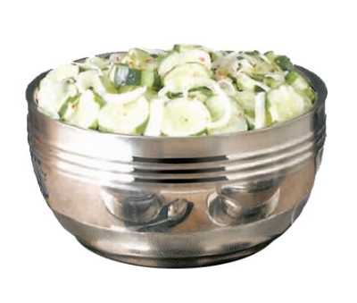 Bon Chef 9316 7-qt Three Wall Cold Wave Bowl