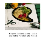 Bon Chef 9600H5104P Custom Cut Tile Tray for 5104, Aluminum/Pewter-Glo