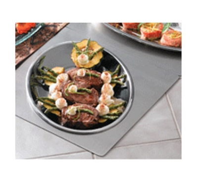 Bon Chef 966153 Custom Cut Tile Tray w/  Cutout for (1) 5219, Stainless