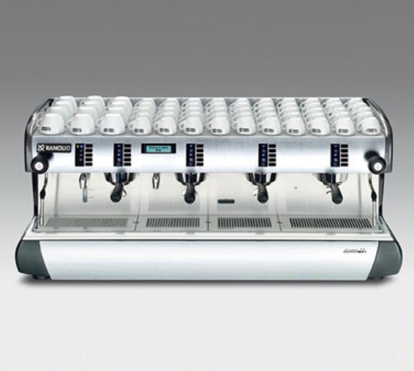 Rancilio CLASSE10 USB4 Classe 10 Espresso Machine, Fully Automatic, 22 Liter Boiler