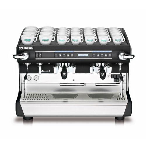 Rancilio CLASSE 9 USB2 TALL Classe 9 Fully Automatic Tall Espresso Machine w/ 11-Liter Boiler, 208-240v/1ph