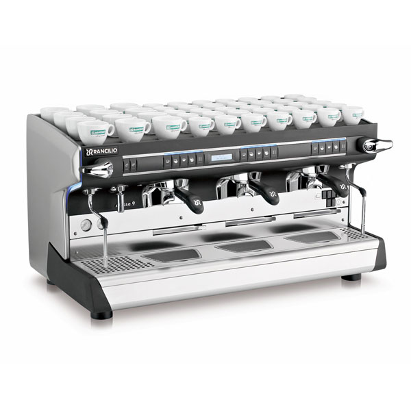 Rancilio CLASSE 9 USB3 TALL Classe 9 Fully Automatic Tall Espresso Machine w/ 16-Liter Boiler