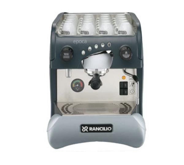 Rancilio EPOCA E1 Epoca Espresso Machine, Fully Automatic, 3.9 Liter Boiler