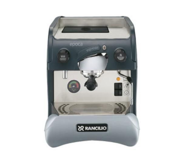 Rancilio EPOCA ST1 Espresso Machine, Semi-Automatic, 3.9-Liter Boiler