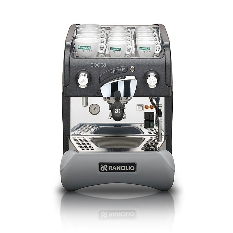 Rancilio EPOCAS1TANKG Semi-Automatic Espresso Machine w/ 1 Group Tank, 4-Liter Boiler, 120v/60/1ph