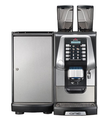 Rancilio ONE-KEY TOP XP EGRO ONE Top Milk Machine w/ Keypad, Fridge & 2-Foam Head