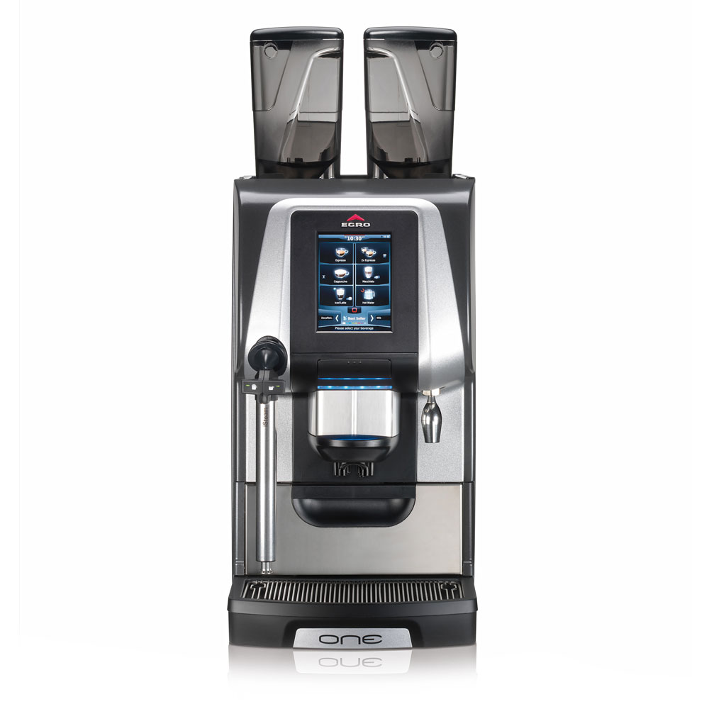 Rancilio ONE-TOUCH QUICK EGRO ONE Quick Milk Machine w/ Touchscreen & 1-Foam Head