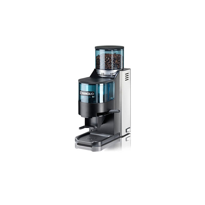 Rancilio ROCKYSS Semi-Automatic Coffee Grinder w/ 10.5-oz Hopper & Doser Chamber, 110v