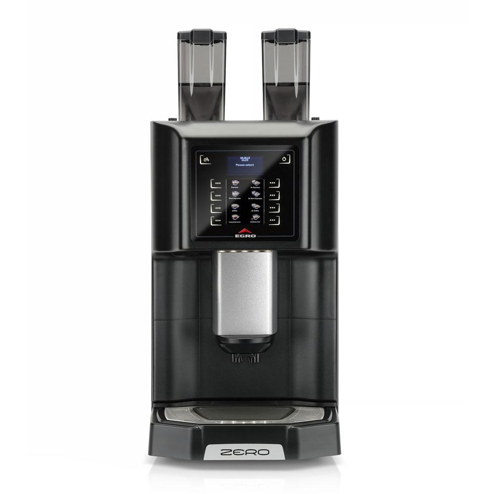 Rancilio ZERO PURE COFFEE Pure Coffee Espresso Machine w/ 16-Drink Selections, 100-Cups/Day, 110v