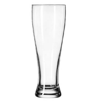 Buccaneer LB1610 Beer Glass 23 oz Giant Safedge Rim Restaurant Supply