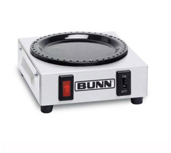 Bunn WX1-0004 WX1 Coffee Warmer, 1 Element, 120V (06450.0004)