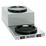 BUNN-O-Matic 11402.0001 WL2 Warmer, Step-Up, S/S Finish, 120V