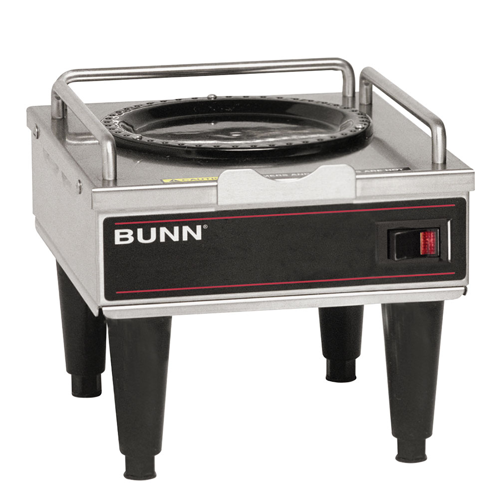 Bunn-o-matic 12203.0010 RWS1 Warmer Stand For Satellite Brewers (1GPR or 1.5GPR Severs)