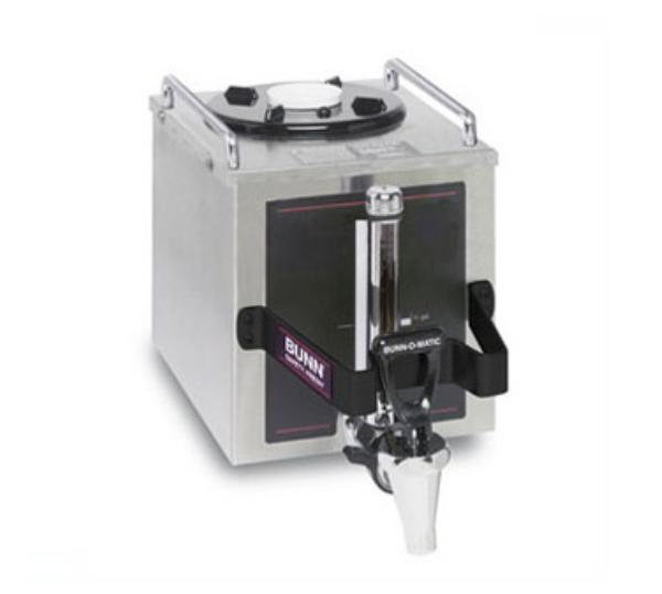 BUNN-O-Matic 12487.0005 1GPR-FF Coffee Server, Bail Handles, 1 Gallon, Fast Flow Faucet