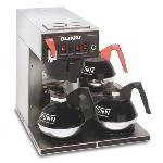 BUNN-O-Matic 12950.0232 CWTF20-3 Automatic Coffee Brewer, 3 Lower Warmers