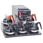 Bunn CRTF5-35-0023 CRTF5-35 Automatic Coffee Brewer, 5 Warmers, 120/208-240V (13250.0023)