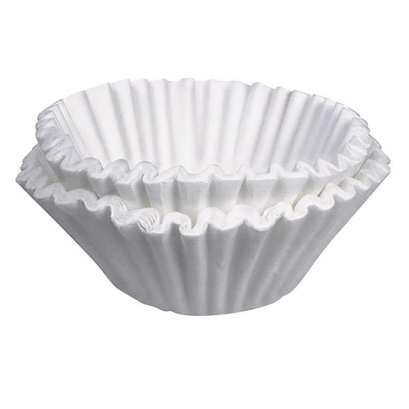 Bunn FILT-20115.0000 Regular Coffee Filters, Paper, 12 Cup Brewers (20115.0000)