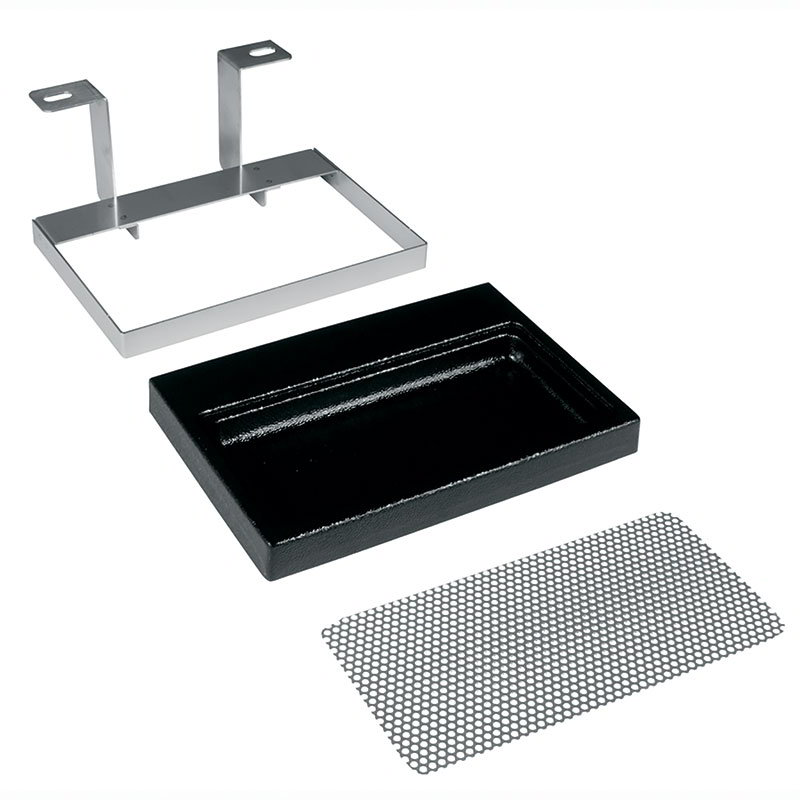 Bunn-o-matic 20213.0103 Drip Tray, S/S Finish, For Use With RWS1