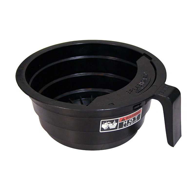 Bunn 20583.0003 Brew Funnel For CDBC, CWT, AXIOM & SmartWAVE Brewers, Black