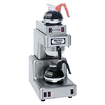 Bunn-o-matic 20820.0001 OL20 Coffee Brewer, 1 Upper/1 Lower Warmers, 120V