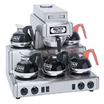 Bunn-o-matic 20825.0000 RL Coffee Brewer, Automatic, 5 Warmers