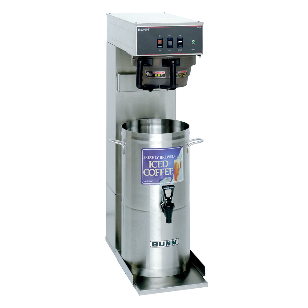 Bunn IC3-0000 IC3 Iced Coffee Brewer, 3 Gallon, 120/208V (24450.0000)