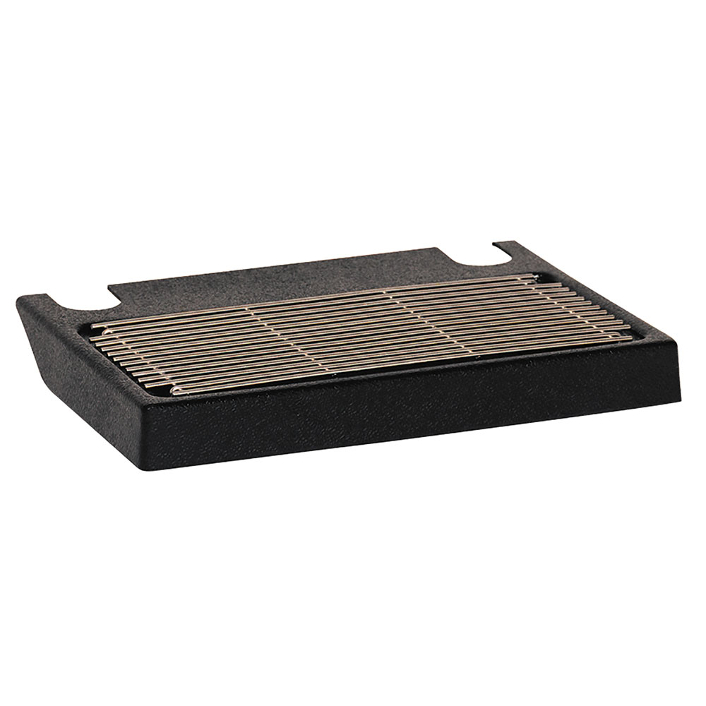 Bunn TRAYKIT-0000 Drip Tray, Black, For Use With Single/Single SH Brewers (26830.0000)