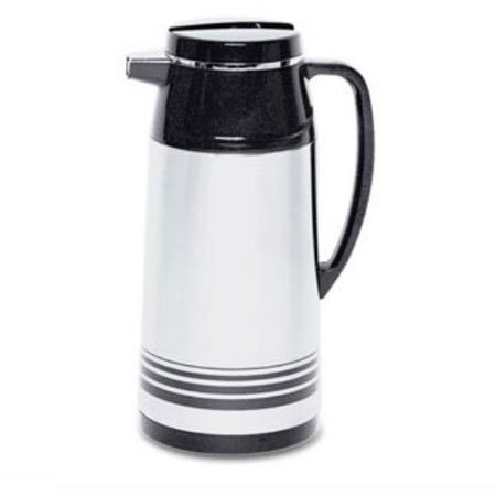 Bunn PITCHER-VAC-0001 Vacuum Pitcher, 1.9 Liter, Glass Liner (27350.0001)