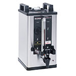 Bunn SH-1.5-0006 1.5-Gallon Satellite Brewer Server, 45 Min. Setting, S/S Finish (27850.0006)