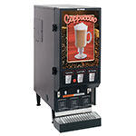 Bunn FMD-3-DBC-0000 Hot Powdered Drink Machine, 3-Hoppers, Cafe Latte Display (29250.0000)