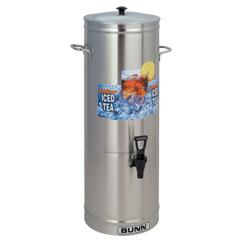 Bunn TDS-5-0001 TDS-5 Iced Tea Dispenser, 5 Gallons (33000.0001)