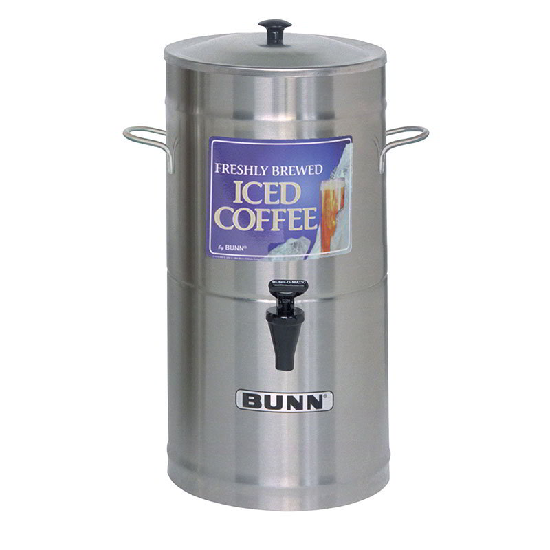 Bunn-o-matic 33000.0002 ICD-3 Iced Coffee Dispenser For IC3 Brewer, 3 Gallon