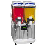 Bunn ULTRA-2-0079 Frozen Drink Machine, 2-Hoppers, White/Stainless