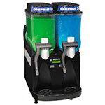 Bunn 34000.0515 Ultra Gourmet Ice System - (2)3-gal Hoppers, Reversing Auger, Black (34000.0515)
