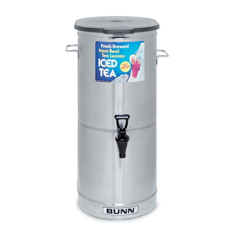 BUNN-O-Matic 34100.0001 TD0-5 Tea Dispenser with Handle, 5 Gallon
