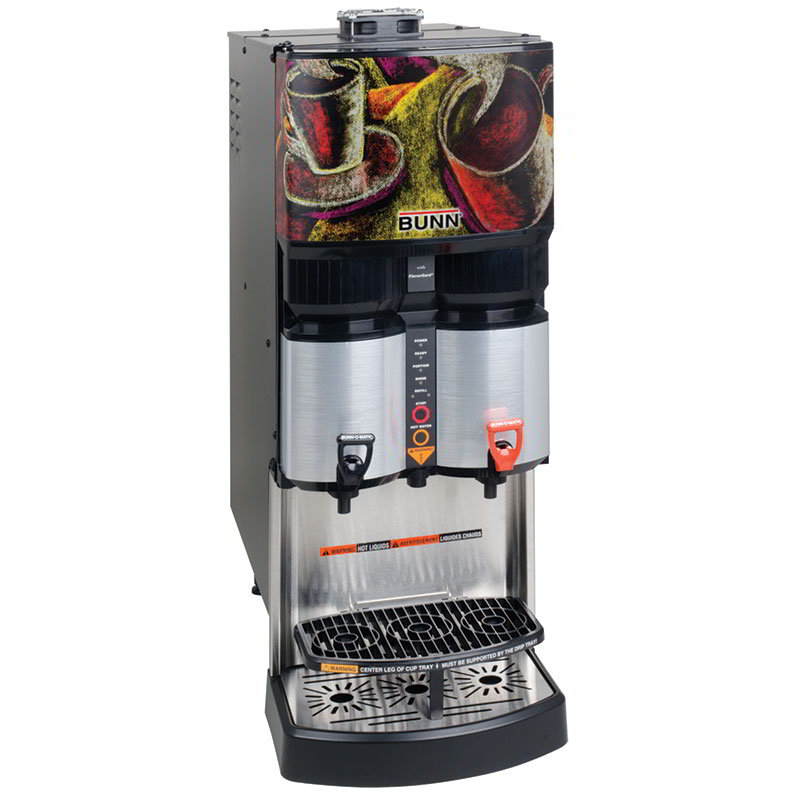 Bunn LCA-2-0001 Ambient Liquid Coffee Dispenser, Scholle 1910LX Connect 45:1-100:1 (34400.0001)