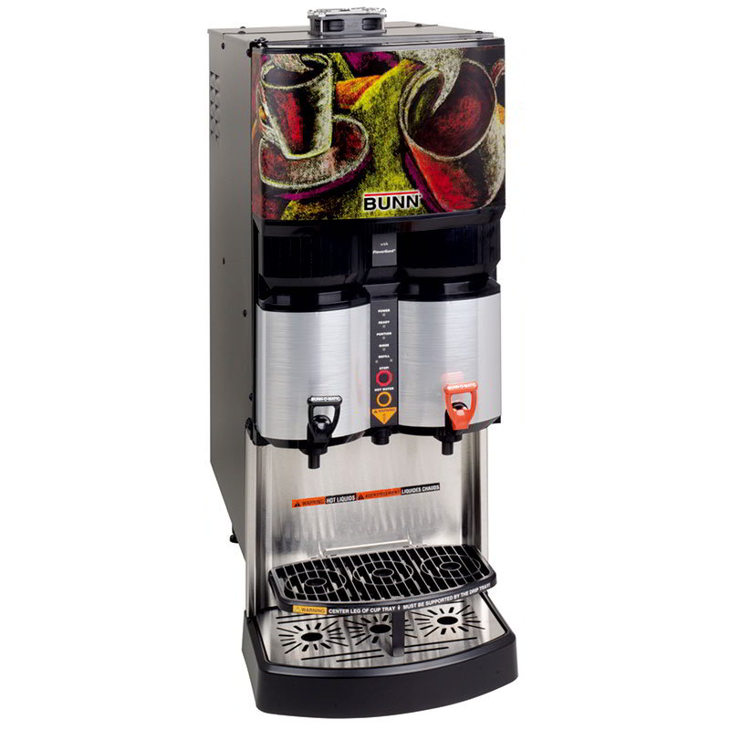 Bunn LCA-2-0002 Ambient Liquid Coffee Dispenser, Scholle 1910LX Connect 25:1-45:1 (34400.0002)