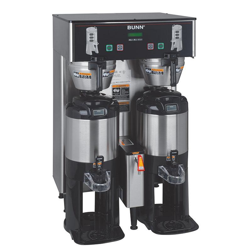 Bunn Coffee Maker Model Dual Tf Dbc : Bunn TF-DUAL-DBC-0002 Dual TF DBC Dual Satellite Digital Coffee Brewer, Stainless, 120/240v ...