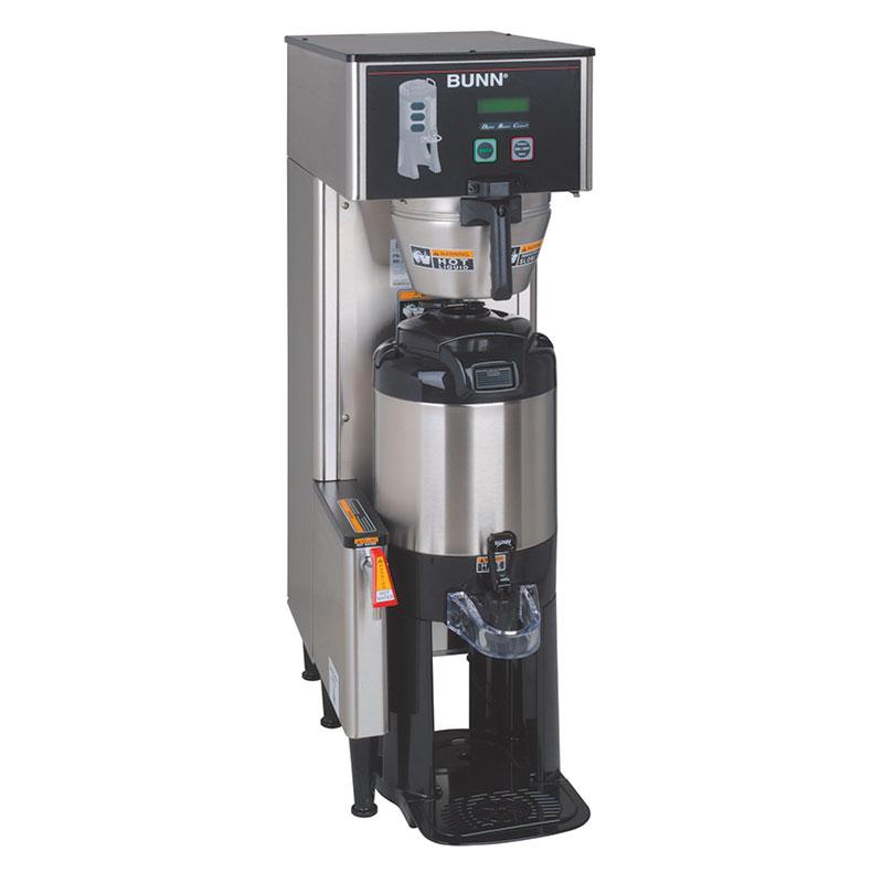 Bunn TF-SNGL-DBC-0002 Single TF DBC Single Satellite Coffee Brewer, Stainless Finish, 120-208v/1ph (34800.0002)
