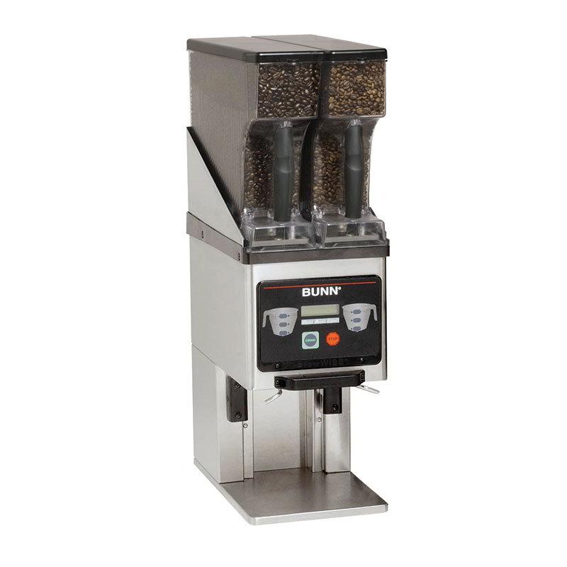 Bunn-o-matic 35600.0020 Multi-Hopper Grinder & Storage System w/ Dual 6-lb Removable Hopper