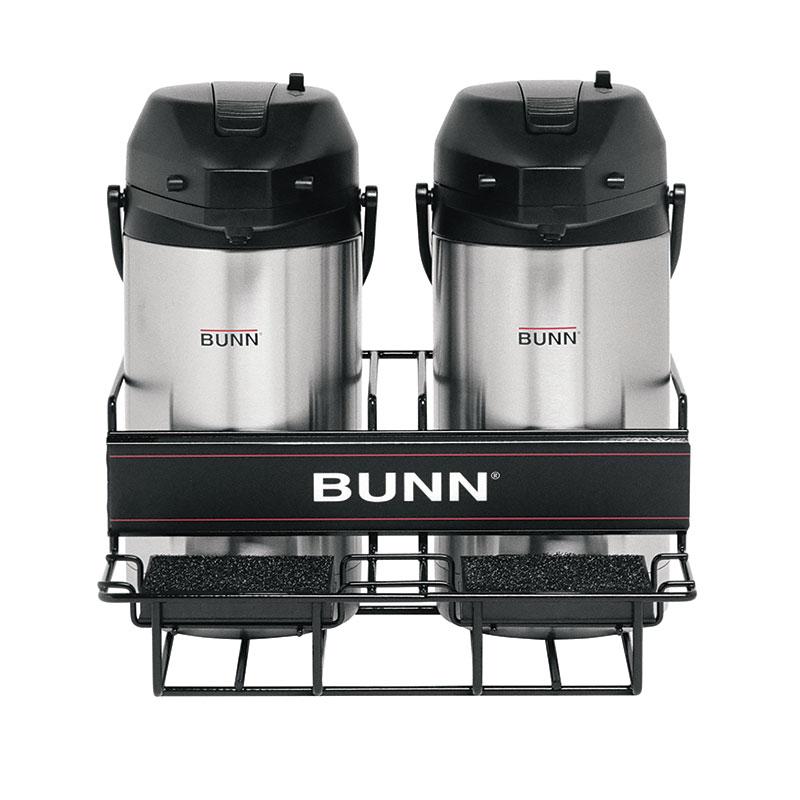 Bunn UNIV-2-0001 UNIV-2 APR Universal Airpot Rack, For 2 Airpots, Holds 2 Lower (35728.0001)